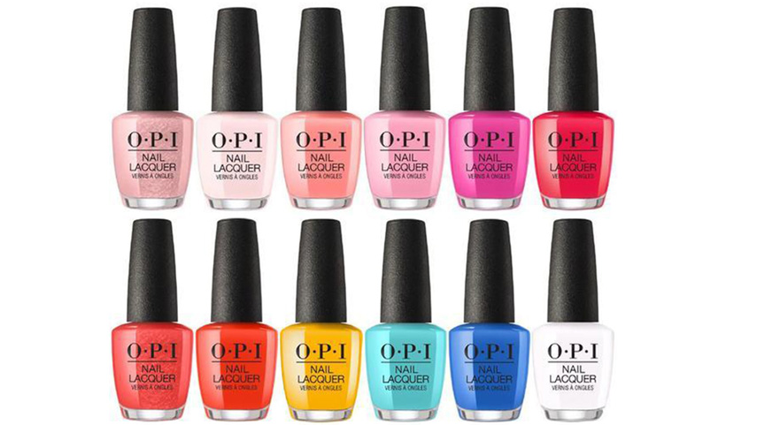 Four Seasons Nails | OPI Lisbon Collection 2018 -12 shades for ...